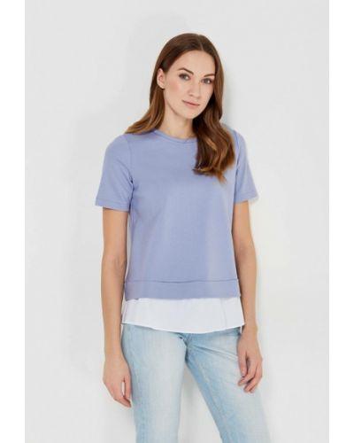 Голубая футболка Befree