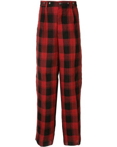 Свободные брюки на пуговицах Bergfabel