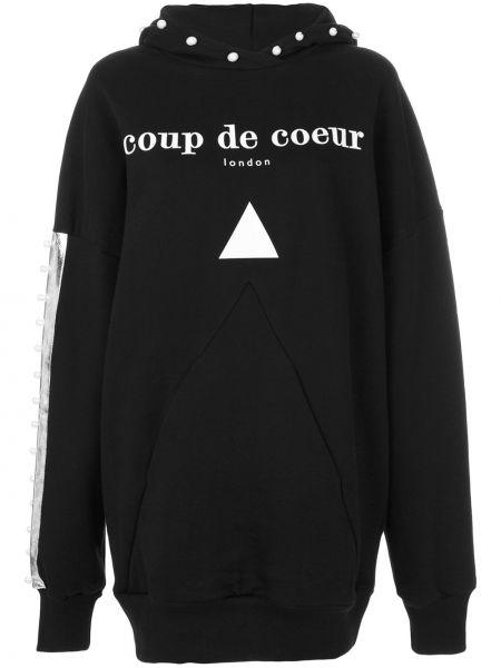 Топ с капюшоном Coup De Coeur