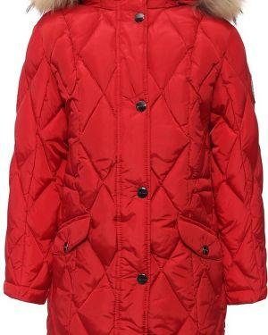 Красное пальто Finn Flare