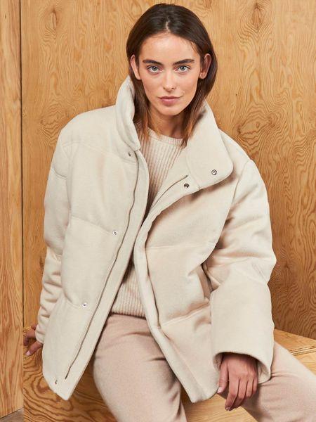 Куртка укороченная шерстяная 12storeez