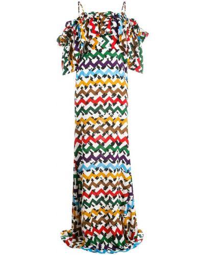 Приталенное расклешенное платье мини Edeline Lee