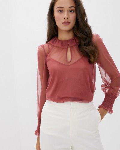 Розовая блузка с длинным рукавом с длинными рукавами Imperial