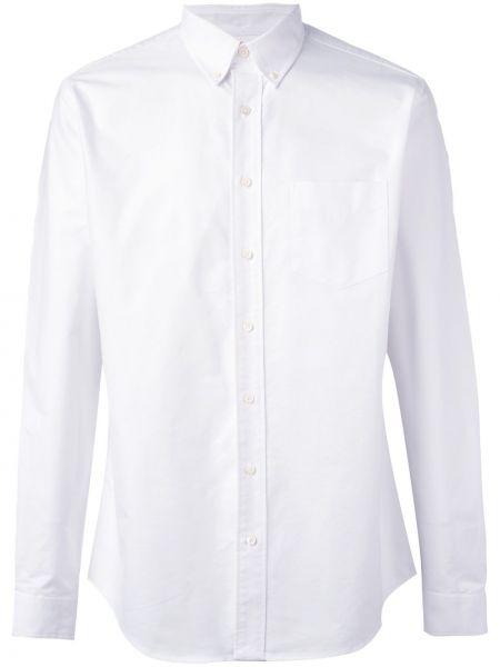 Батистовая оксфордская рубашка Schnaydermans
