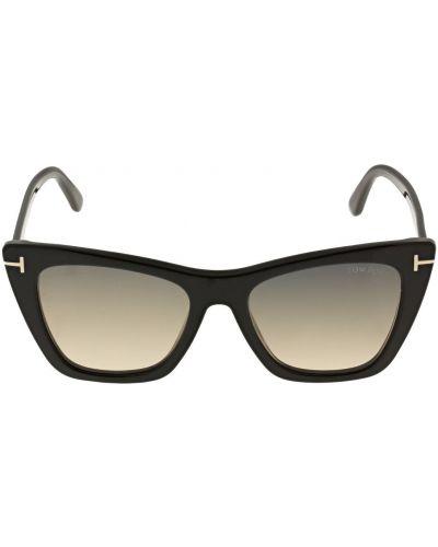 Czarny okulary przeciwsłoneczne Tom Ford