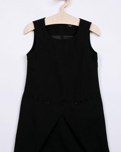 Платье однотонное с карманами Sly