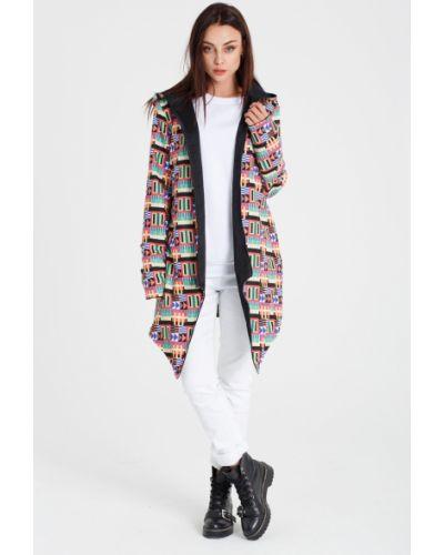 Куртка с капюшоном облегченная с карманами Naoko