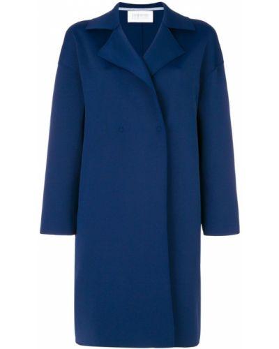 Длинное пальто кокон Harris Wharf London