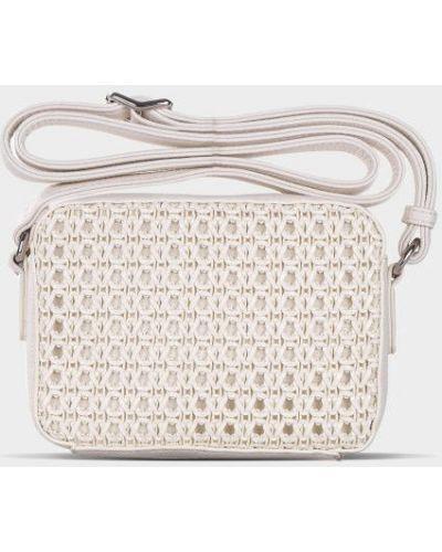 Повседневная сумка - белая Pepemoll