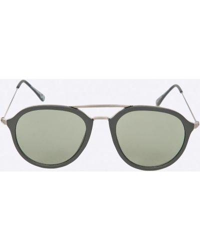 Зеленые солнцезащитные очки Jack & Jones