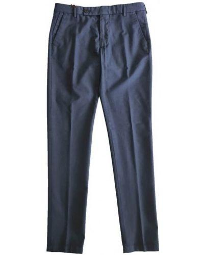 Niebieski garnitur Berwich