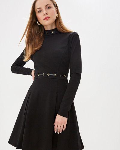 Джинсовое платье повседневное осеннее Versace Jeans