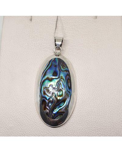 Серебряный серебряная подвеска со вставками Rozetka