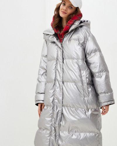 Серебряная куртка Pantamo