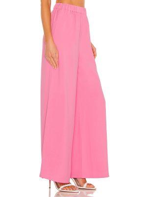 Różowe spodnie Camila Coelho