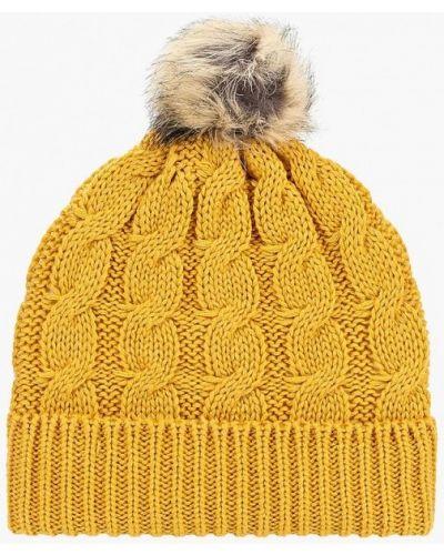 Желтая шапка весенняя Dorothy Perkins