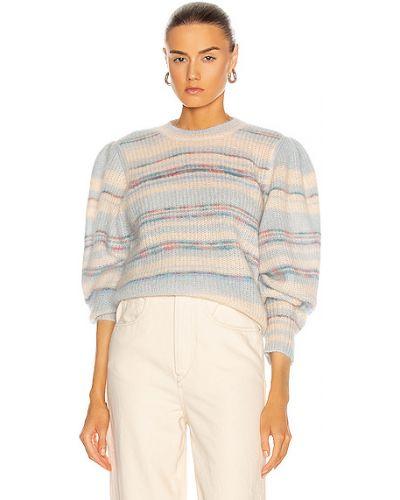 Шерстяной свитер - серый Isabel Marant Étoile