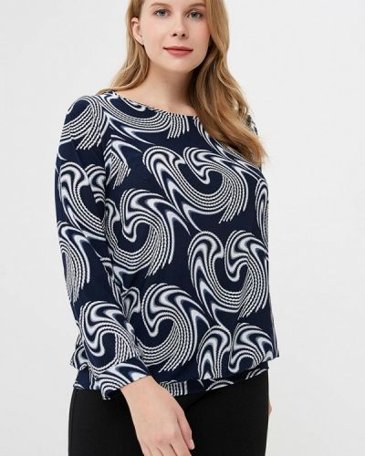 Блузка с длинным рукавом осенняя Darissa Fashion