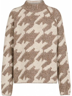 Кашемировый свитер - белый Loro Piana
