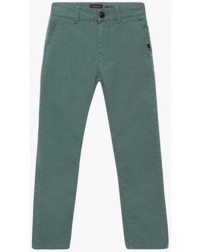 Зеленые брюки чиносы Quiksilver