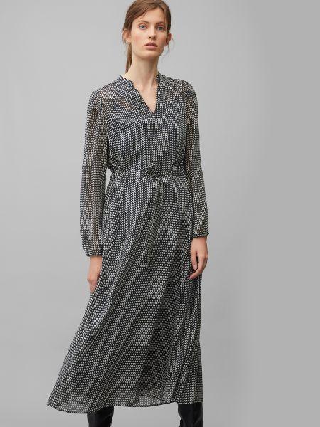 Текстильное брендовое платье Marc O'polo