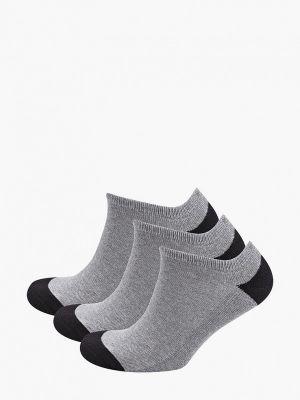 Серые укороченные носки Gap