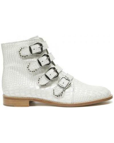 Ботинки бежевые Pertini