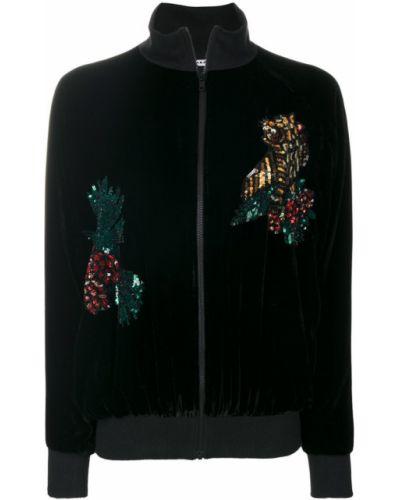 Куртка с вышивкой из полиэстера P.a.r.o.s.h.
