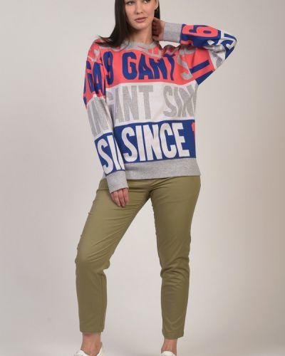 Хлопковые брюки Gant