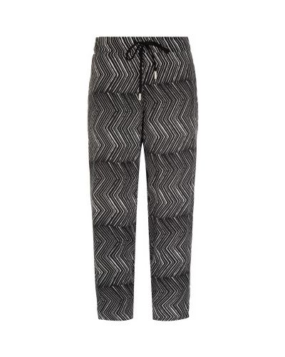 Спортивные брюки - черные Luhta