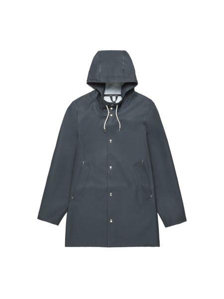 Szary płaszcz Stutterheim