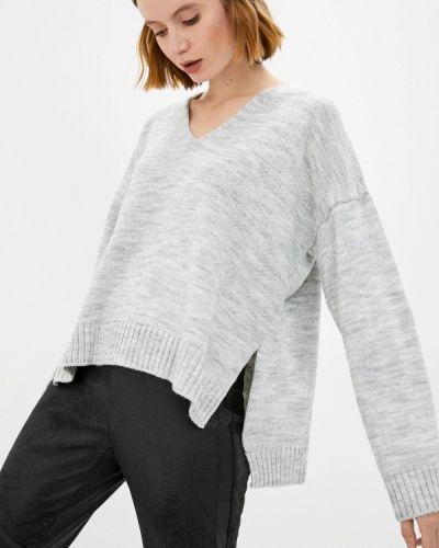 Пуловер - серый Leotex