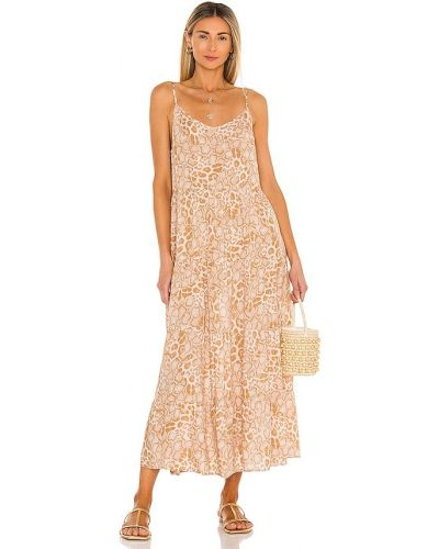 Sukienka długa z wiskozy Show Me Your Mumu