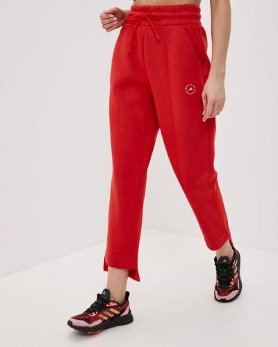 Оранжевые спортивные брюки Adidas By Stella Mccartney