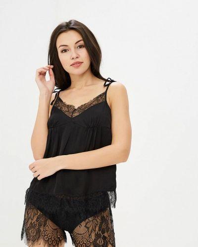 Черная пижама Deseo