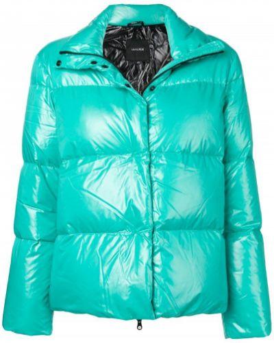 Куртка на молнии укороченная Duvetica