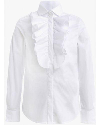 Блуза белая Gulliver