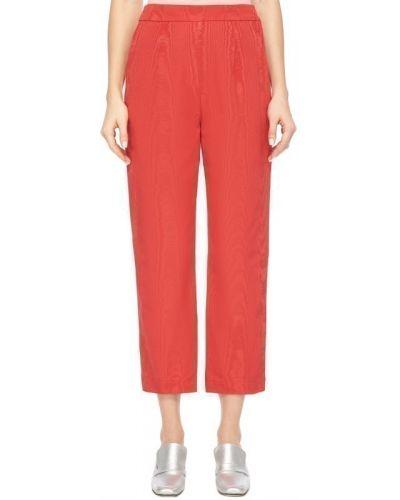 Укороченные брюки - красные Isa Arfen