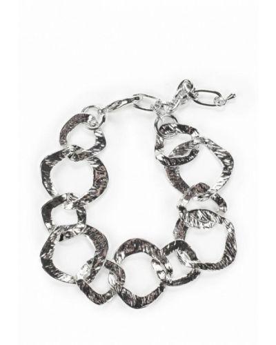 Серебряный браслет серебряного цвета Selena