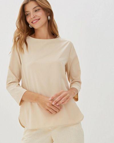 Блузка с длинным рукавом бежевый Froggi
