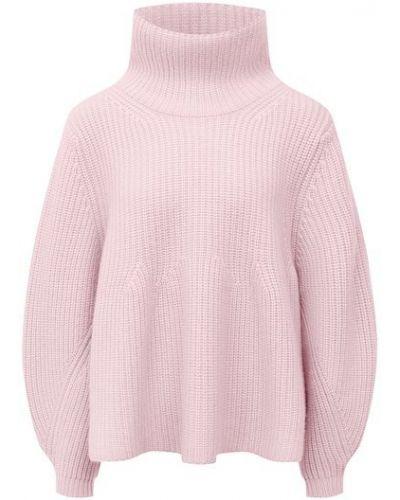 Кашемировый свитер - розовый Allude