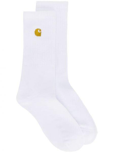 Хлопковые носки - белые Carhartt Wip