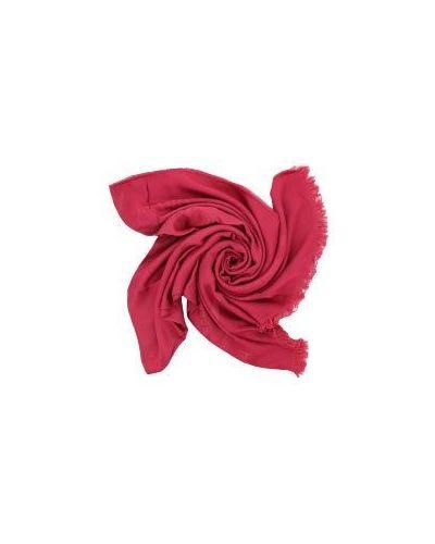 Красный шерстяной шарф Patrizia Pepe