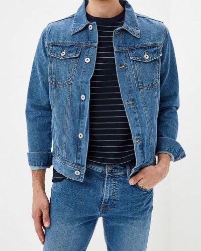 Джинсовая куртка осенняя Burton Menswear London