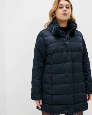 Зимняя куртка осенняя синий Persona By Marina Rinaldi