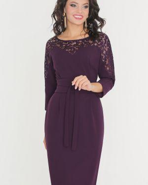 Коктейльное платье с поясом платье-сарафан Dstrend