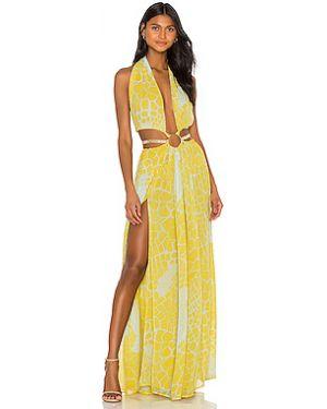 Платье на молнии с завязками Bronx And Banco