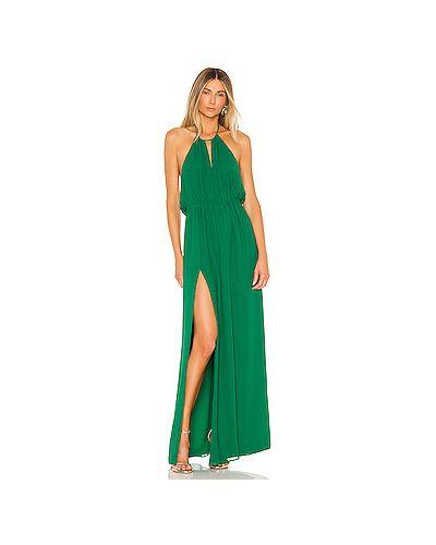 Вечернее платье с поясом на резинке Majorelle