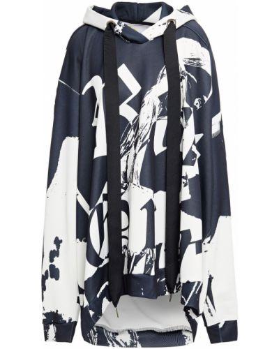 Bluza dresowa z kapturem bawełniana Marques Almeida