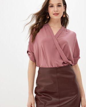 Розовая блузка Love My Body